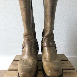 Frye Moto style boot